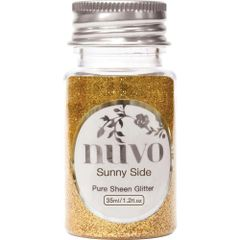 Nuvo - Pure Sheen Glitter - Sunny Side 35ml - 1104n