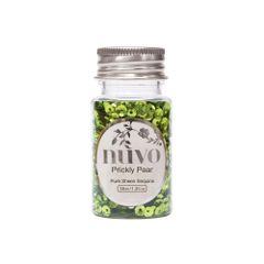 Nuvo - Sequins - Prickly Pear - 35ml Bottle- 1140n