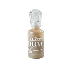 Nuvo - Glitter Drops - Honey Gold - 762n