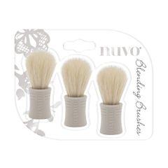Nuvo - Blending Brush - 3 Pack - 970n