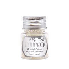 Nuvo - Pure Sheen Gemstones - Crystal Gems - 1401n