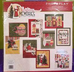 Photoplay Christmas Memories Card Kit