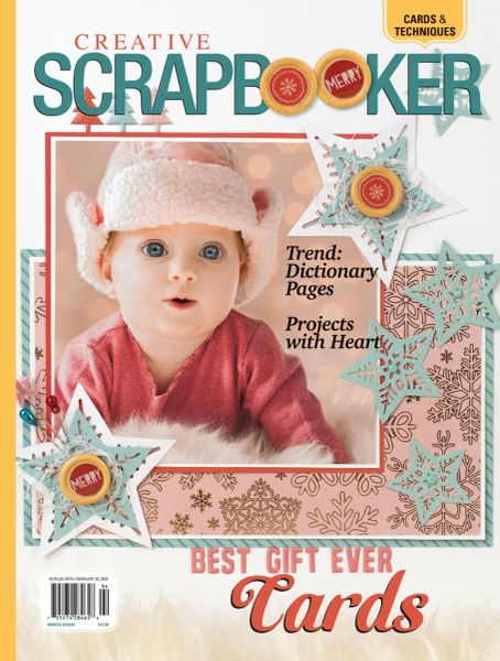 Creative Scrapbooker 2020 Winter Magazine