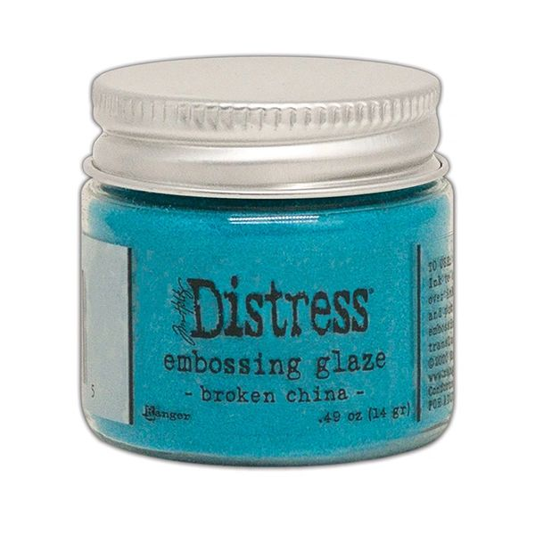 Ranger Ink Tim Holtz Distress Embossing Glaze Broken China
