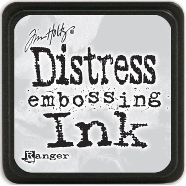 Ranger Ink Tim Holtz - MINI Distress Ink Pad Embossing