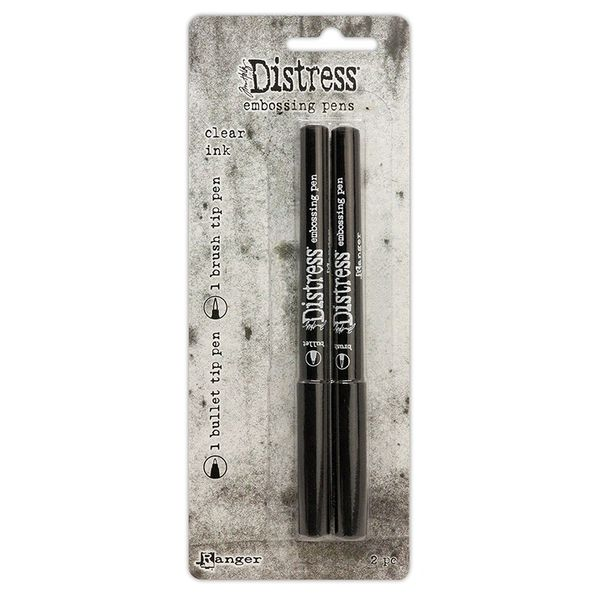 Tim Holtz Distress Embossing Pen 2 Pack