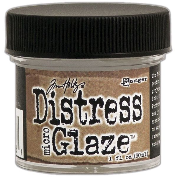 Tim Holtz - Distress Micro Glaze 1 Ounce