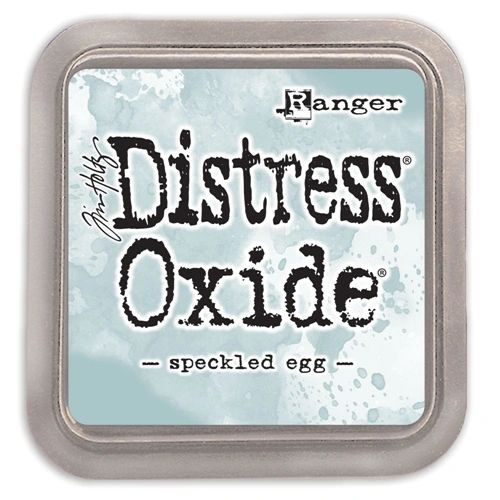 "Tim Holtz May 2020 Speckled Egg Distress Oxide 3""x3"" Ink Pad"