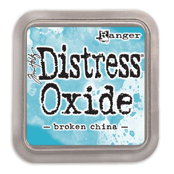 "Tim Holtz Broken China Distress Oxide Ink Pad 3"" x 3"""