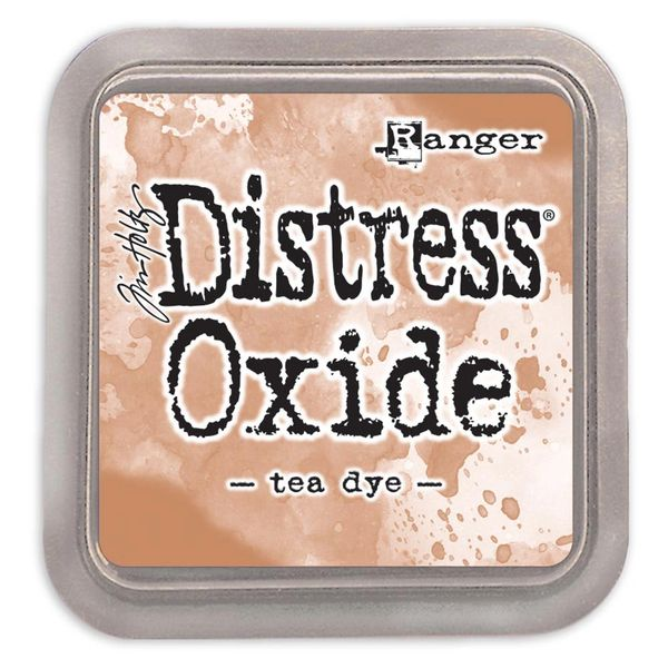 "Tim Holtz Tea Dye Distress Oxide Ink Pad 3"" x 3"""