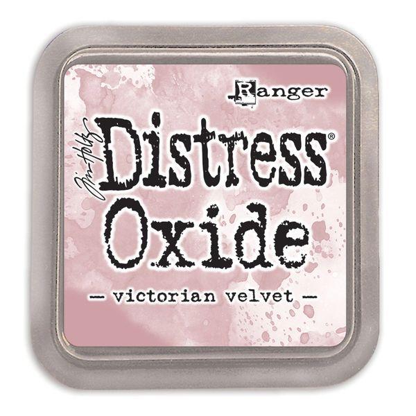 "Tim Holtz Victorian Velvet Distress Oxide Ink Pad 3"" x 3"""