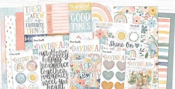 Cocoa Vanilla Studio DAYDREAM Happy Scrappy Bag