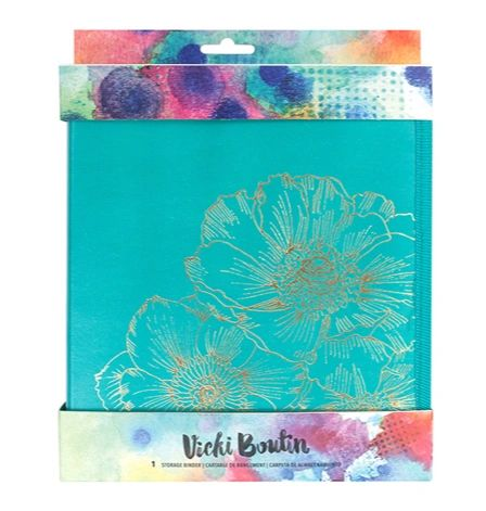 Vicki Boutin Mixed Media Binder