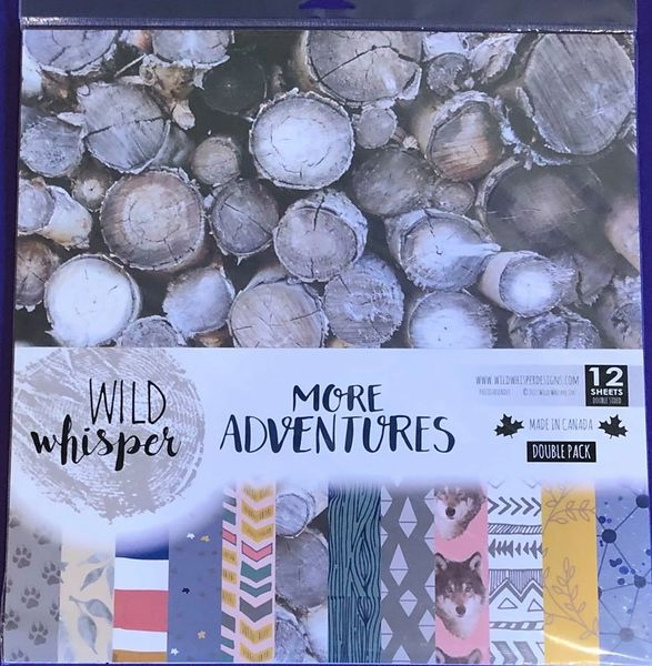 Wild Whisper MORE Adventures Kit