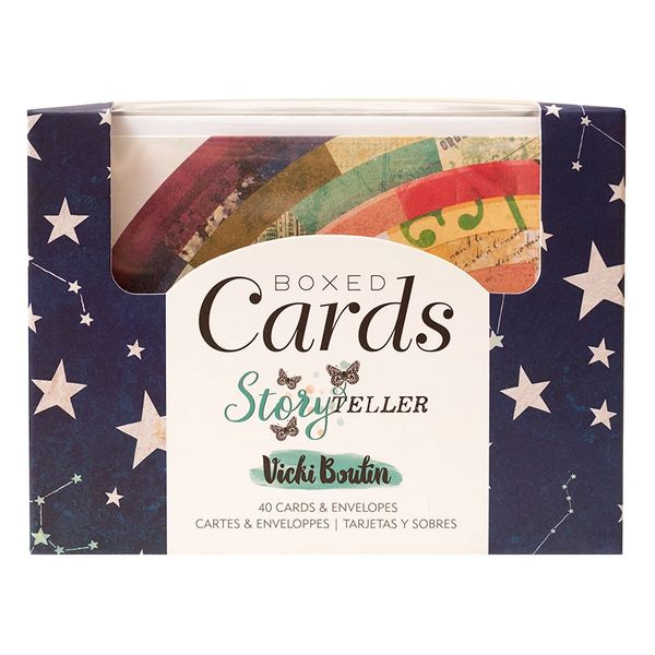 Vicki Boutin Storyteller Collection Boxed Cards