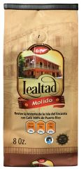 Lealtad Coffee 8 oz (Ground)