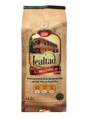 Lealtad Coffee 14 oz (Ground Coffee)