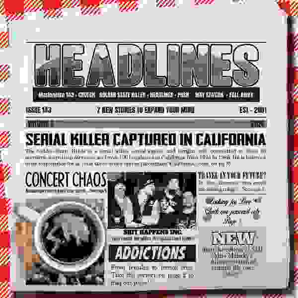 SHI - Headlines CD