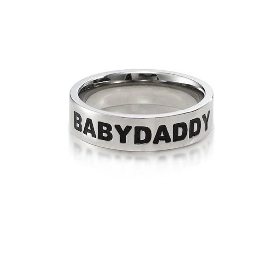Original Babydaddy ring