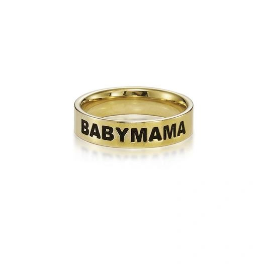 Original Babymama ring