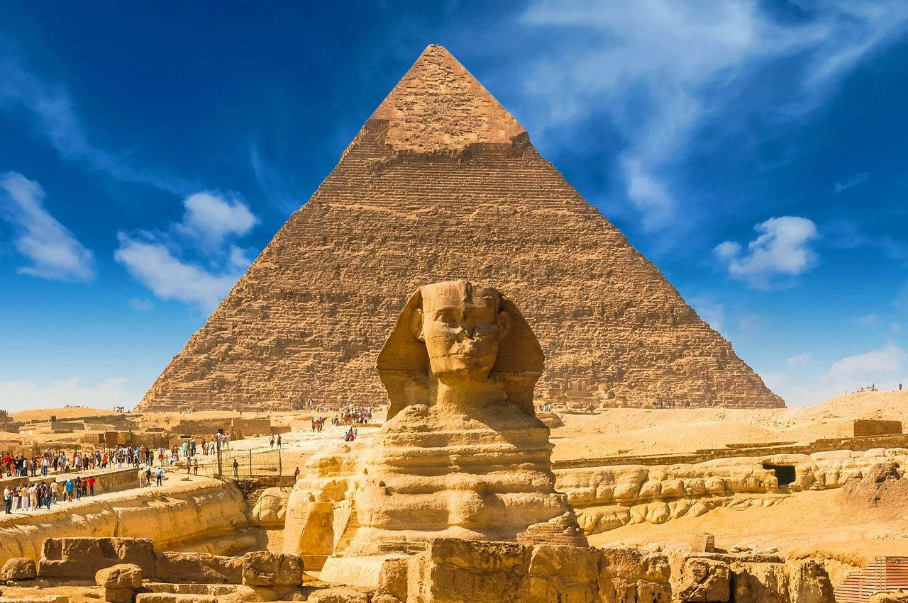 Enjoy The Great Feelings When You Visit Egypt Soon Video