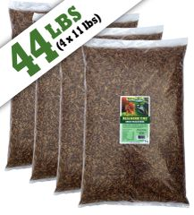Mealworm Time® Dried Mealworms (44 lbs)