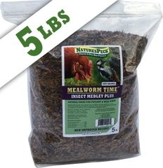 Insect Medley Plus - 5 lbs