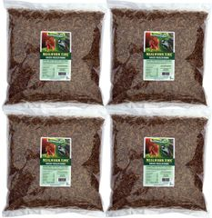 Mealworm Time® Dried Mealworms -20 lbs (Case of 4 x 5 lb)