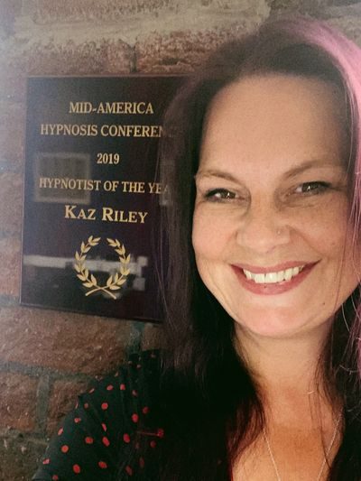 Kaz Riley, awarding winning hypnosis and Hypnotherapy ...