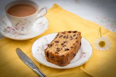 Bara Brith (fruit loaf)