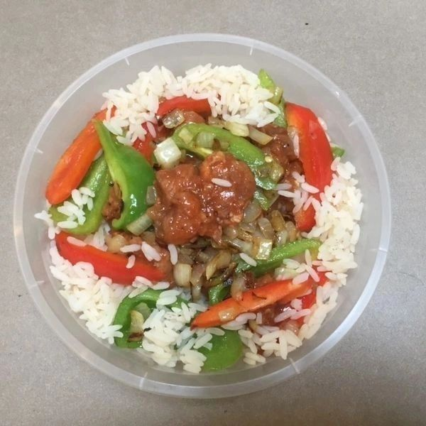 Sweet & Sour Chicken SMALL SIZE