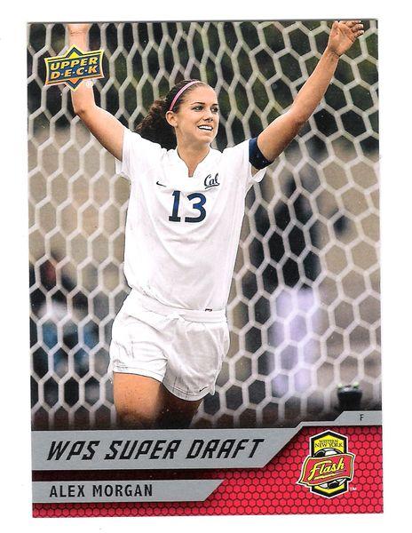 2011 Upper Deck MLS Complete Set 1-200