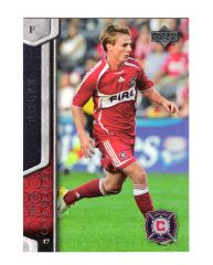 2007 Upper Deck MLS Complete Set (1-100)