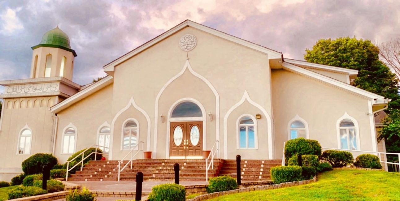 MHIA Mid Hudson Islamic Association Mosque Masjid Al Noor Wappingers Falls NY