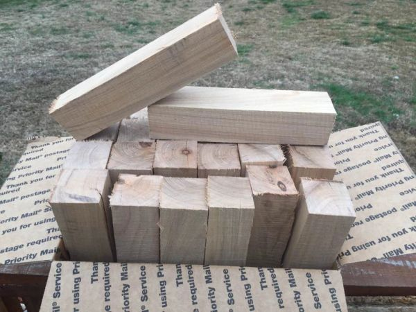 DSS Type Post Oak Smoker Wood