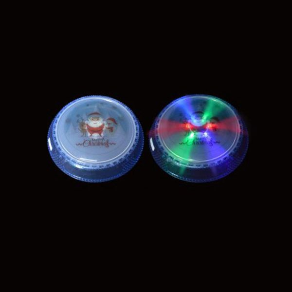 FLASHING FLYING DISC Colorful lamp