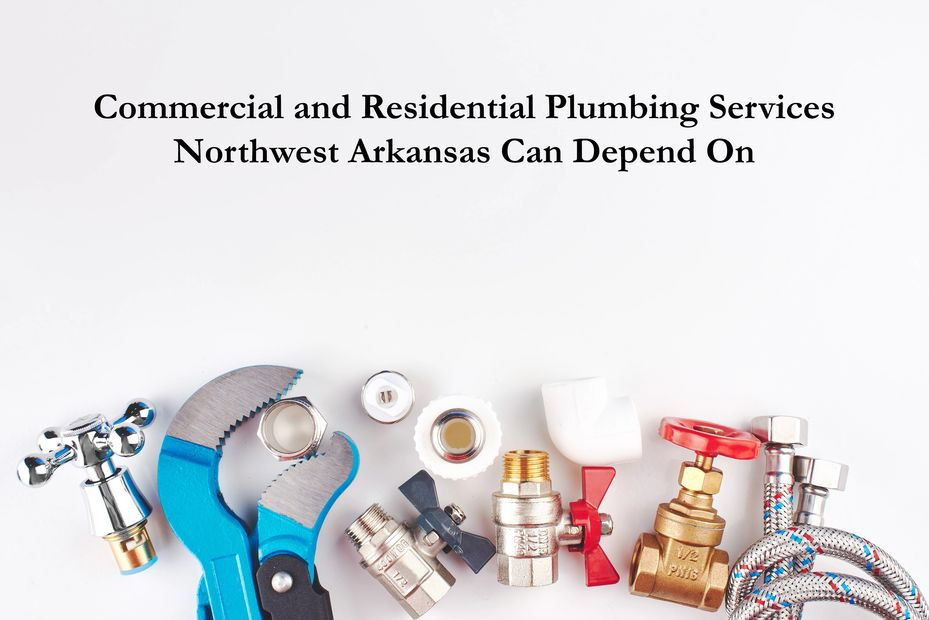 Plumbing Services in NWA