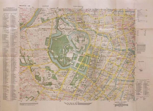 Tokyo City Plan : Marunouchi