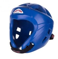 TOP TEN Avantgarde Headgear Blue
