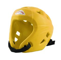TOP TEN Headgear Yellow