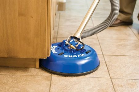 tile and grout cleaning professional