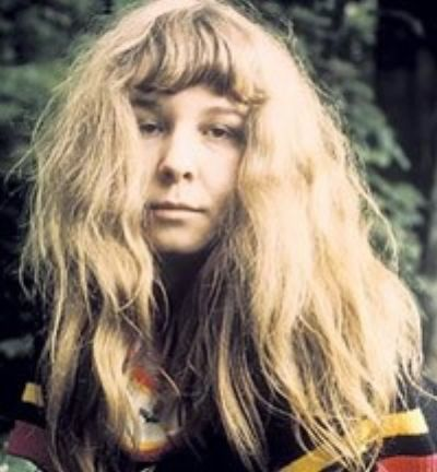 Sandy Denny (one of Bert's favourite singers)