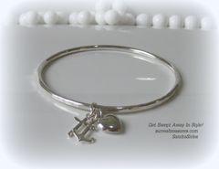 FAITH HOPE LOVE BANGLE