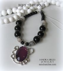 SOPHISTICATED ENERGY NECKLACE