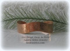 COPPER, WAVE CUFF