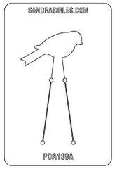 PANCAKE DIE PDA139 BIRD