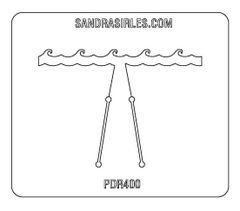 PANCAKE DIE PDR400 RING WAVES
