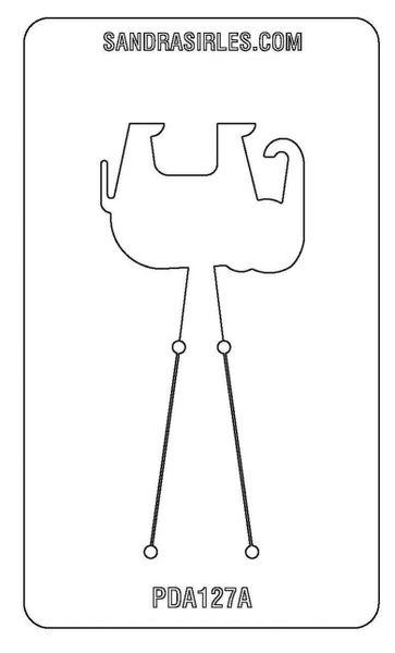PANCAKE DIE PDA127 ELEPHANT