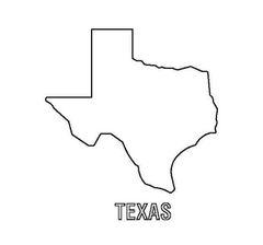 PANCAKE DIE ST028 STATE TEXAS