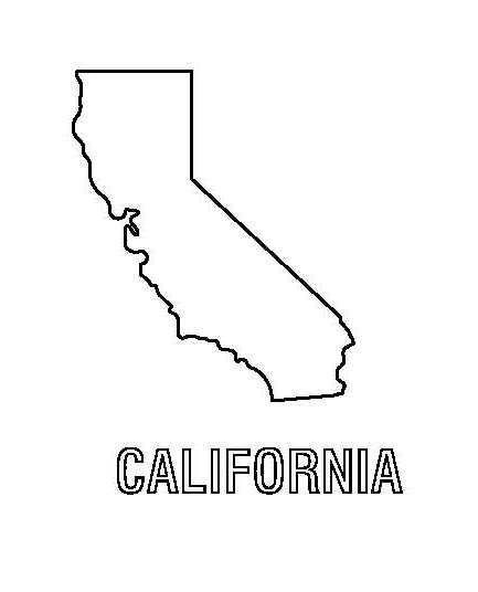 PANCAKE DIE ST031 STATE CALIFORNIA